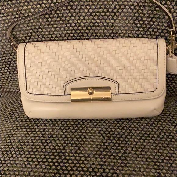 Coach Handbags - Coach mini clutch